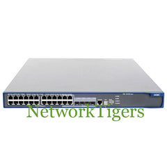HPE JE070A 5120 El Series 24x Gigabit Ethernet PoE 4x 1G Combo Switch - NetworkTigers