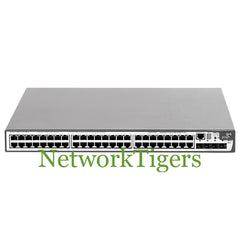 HPE JE090A E5500G Series 48x Gigabit Ethernet 4x 1G Combo Switch - NetworkTigers