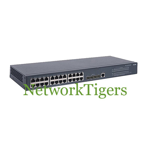 HP JG091A 5120 SI Series 5120-24G-PoE+ (370W) 24-Port Gigabit Switch
