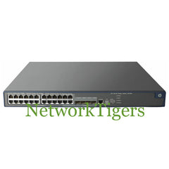 HPE JG236A 5120 EI Series 20x Gigabit Ethernet PoE+ 4x 1G Combo Switch - NetworkTigers
