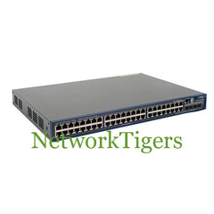 HPE JG237A 5120 EI Series 44x Gigabit Ethernet PoE+ 4x 1G Combo Switch - NetworkTigers