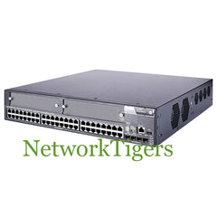 HPE JG242A 5800 Series 48x Gigabit Ethernet 4x 1G SFP 2x Exp Slot (TAA) Switch - NetworkTigers