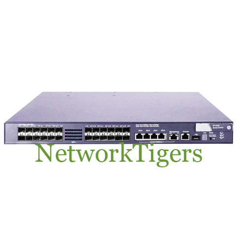 HP JG243A 5820 TAA-Compliant Series 5820X-24XG-SFP+ 24x SFP+ Switch