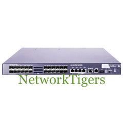 HPE JG243A 5800 Series 24x 10 Gigabit Ethernet SFP+ 4x 10GE (TAA) Switch - NetworkTigers