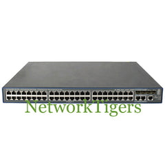 HPE JG307C 3600 SI Series 48x Fast Ethernet PoE+ 4x Gigabit SFP 2x Combo Switch - NetworkTigers