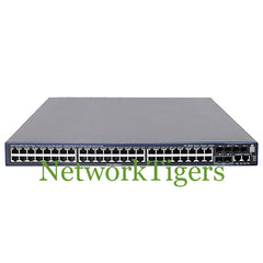 HPE JG542A 5500 HI Series 48x Gigabit Ethernet PoE+ 4x 1G SFP 2x 10G SFP+ Switch - NetworkTigers