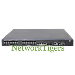 HPE JG543A 5500 HI Series 24x Gigabit Ethernet SFP 4x GE 2x 10G SFP+ Switch - NetworkTigers