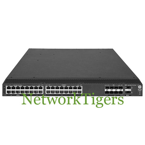 HP JG898A 5700 Series FlexFabric 5700-32XGT-8XG- 2QSFP+ 32-Port 10GE Switch