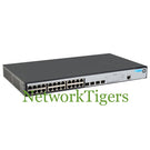 HPE JG925A 1920 Series 24x Gigabit Ethernet PoE+ 4x 1G SFP Switch - NetworkTigers