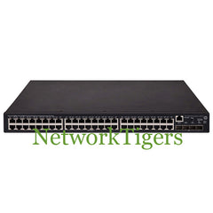 HPE JG937A 5130 EI Series 48x Gigabit Ethernet PoE+ 4x 10G SFP+ Switch - NetworkTigers