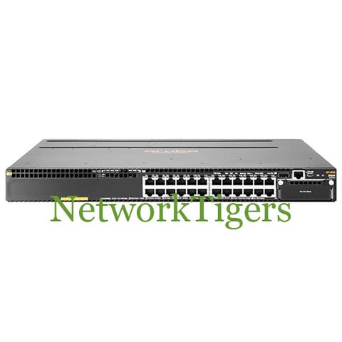 HPE JL071A Aruba 3810 M Series 24x Gigabit Ethernet RJ-45 Switch - NetworkTigers