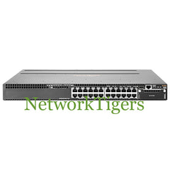 HPE JL073A Aruba 3810 Series 24x Gigabit Ethernet PoE+ Switch - NetworkTigers