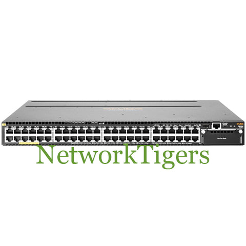 HP JL074A Aruba 3810 Series 48-Port Gigabit PoE+ 1-Slot Switch
