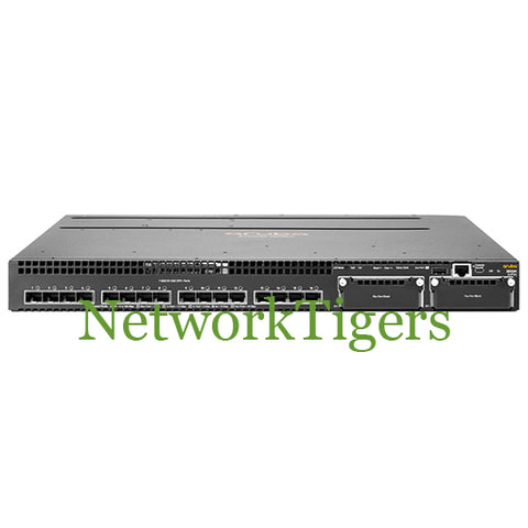 HP JL075A Aruba 3810 M Series 16-Port SFP+ 2-Slot Switch