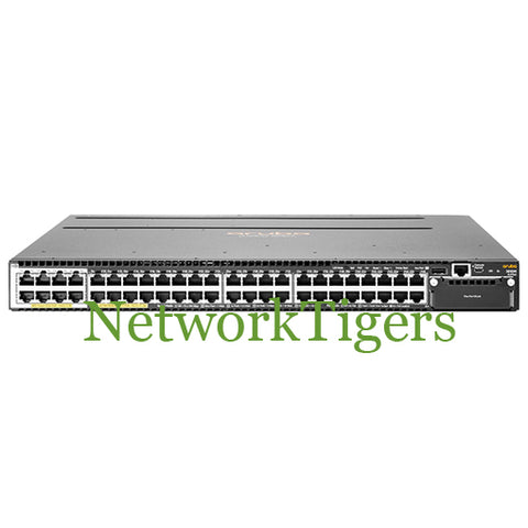 HP JL076A Aruba 3810 M 40-Port Gigabit 8-Port Smart Rate PoE+ PoE+ 1-Slot Switch