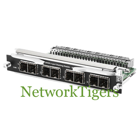 HP JL084A Aruba 3810 M Series 4-Port Stacking Switch Module