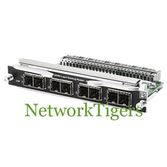 HPE JL084A Aruba 3810 M Series 4x Stacking Port Switch Module - NetworkTigers