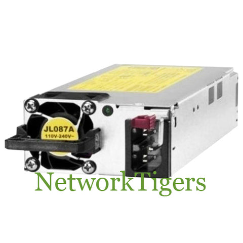 HPE JL087A Aruba 3810M Series 1050W AC Switch Power Supply - NetworkTigers