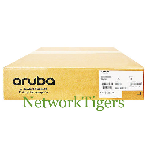 NEW HPE JL557A Aruba 2930F Series 48x Gigabit Ethernet PoE+ 4x 1G SFP Switch