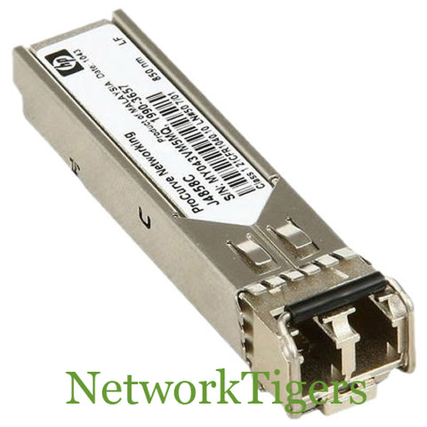 HP J4858C 1 Gigabit BASE-SX SFP Optical Transceiver