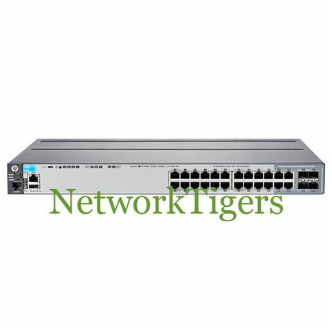 HPE J9726A Aruba 2920 Series 24x Gigabit Ethernet 4x SFP Switch - NetworkTigers