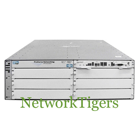 HP J8697A 5406zl 5400zl Series Intelligent Edge ProCurve Switch Chassis