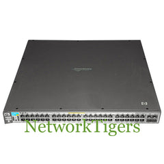 HPE J8693A 3500 yl Series 44x Gigabit Ethernet PoE 4x 1G Combo Switch - NetworkTigers