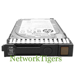 HPE 765873-001 SFF SC 512e DS 2 TB SATA 7.2K Server Hard Drive
