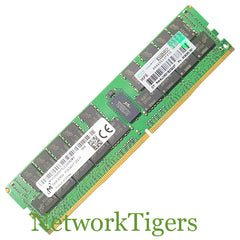 HPE 809085-391 4DRx4 PC4-2400T 64GB DDR4 DIMM RAM Server Memory