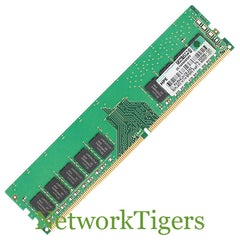 HPE 862974-B21 DDR4-2400 CAS-17-17-17 Unbuffered 8GB Single Rank x8 Memory
