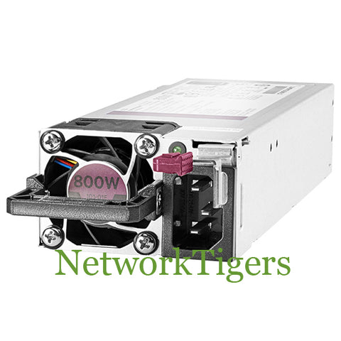 HPE 865438-B21 ProLiant Series 800W Flex Slot Server Power Supply
