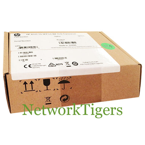 NEW HPE JD099B 1 Gigabit LC BX 10-D Optical SFP Transceiver
