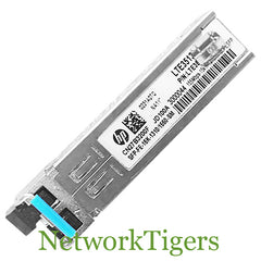 HPE JD100A 100M BASE-BX10-U LC Optical SFP Transceiver