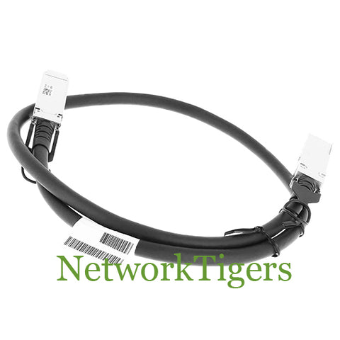 HPE JG326A FlexNetwork X240 1m 40G QSFP+ QSFP+ Direct Attach Copper Cable