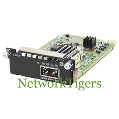 HPE JL078A Aruba 3810 Series 1x 40 Gigabit Ethernet QSFP+ Switch Module - NetworkTigers