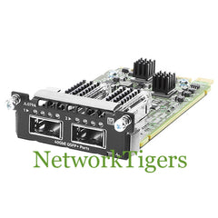 HPE JL079A Aruba 3810 Series 2x 40 Gigabit Ethernet QSFP+ Switch Module - NetworkTigers