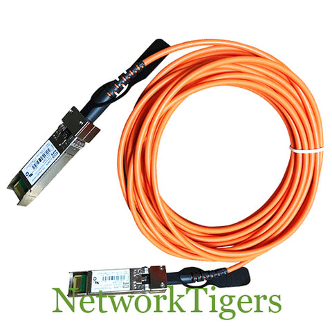 HPE JL292A 20m 10G SFP+ to 10G SFP+ Active Optical Cable - NetworkTigers