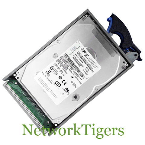 IBM 10N8578 300GB 80P 15K RPM U320 Hard Drive - NetworkTigers