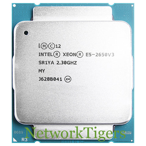 Intel SR1YA Xeon E5 V3 Series E5-2650 v3 10 Core 2.30 GHz CPU