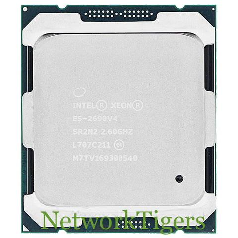 Intel E5-2690 v4 Xeon E5 V4 Series 14 Core 2.60 GHz SR2N2 CPU