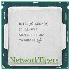 Intel E3-1240 v5 Xeon E3 V5 Series 4 Core 3.50 GHz SR2LD CPU