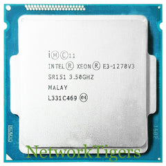 Intel SR151 Xeon E3 V3 Series E3-1270 v3 4 Core 3.50 GHz CPU