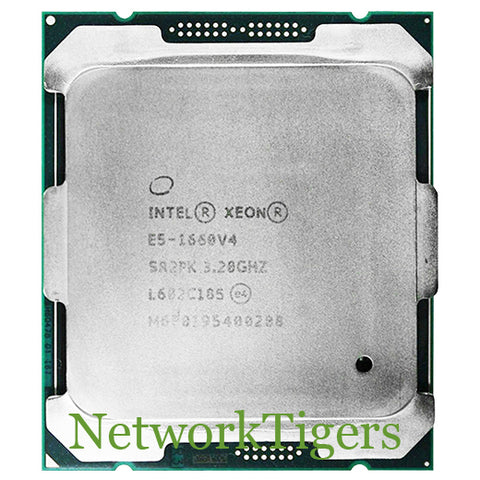 Intel SR2PK Xeon E5 V4 Series E5-1660 v4 8 Core 3.20 GHz CPU