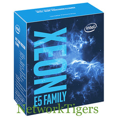 NEW Intel SR2R6 Xeon E5 V4 Series E5-2620 v4 8 Core 2.10 GHz CPU - NetworkTigers