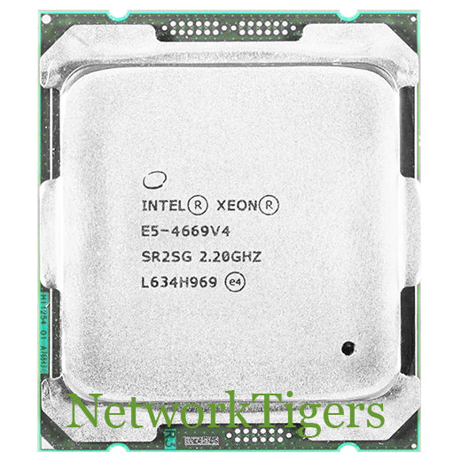 Sr2sg Intel Cpu Xeon E5 V4 Series Networktigers