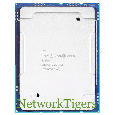 Intel SR3AS Xeon Gold 6134M 8 Core 3.20 GHz CPU