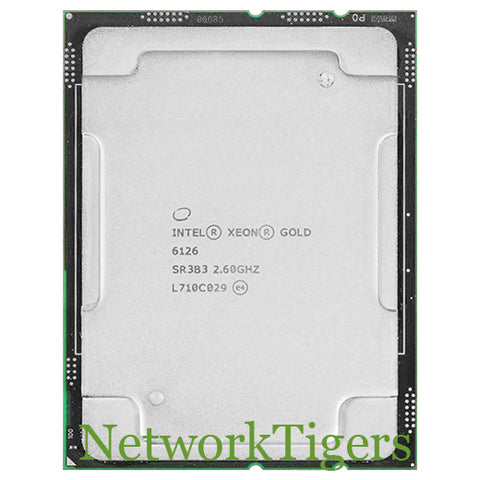 Intel SR3B3 Xeon Gold 6126 12 Core 2.60 GHz CPU