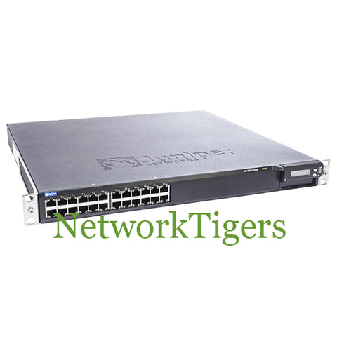 Juniper EX3200-24T EX3200 Series 24x Gigabit Ethernet (8x PoE) Switch