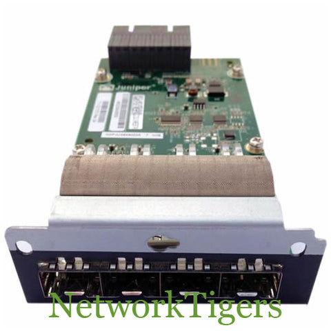 Juniper EX-UM-4SFP 4-port GbE SFP EX4200 Switch Uplink Module