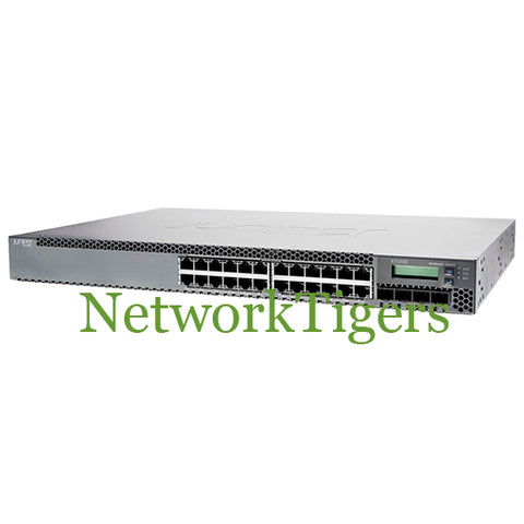 Juniper EX3300-24T EX3300 24-Port Gigabit 4-Port SFP+ Switch